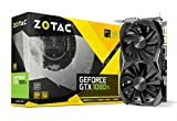 Zotac GeForce GTX 1080 Ti Mini Grafikkarte (NVIDIA, 11GB GDDR5X, 352bit, Base-Takt 1506 MHz / Boost-Takt 1620 MHz, 11 GHz)