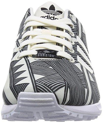 adidas ZX Flux Sneakers a Collo Basso, Donna Beige(Beige)