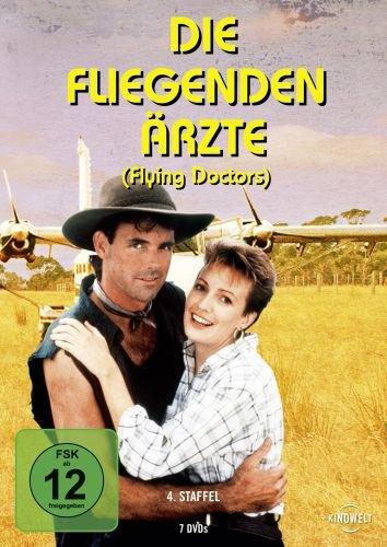Die fliegenden Ärzte - Die komplette vierte Staffel [7 DVDs]