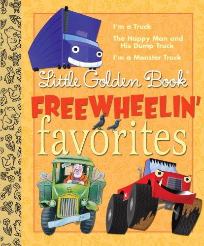 Little golden book freewheelin' favorites.