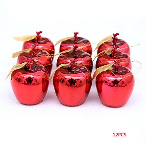 lufa-pommes-12pcs-rouge-dor-darbre-de-noel-decorations-party-events-fruit-christmas-pendentif-orneme