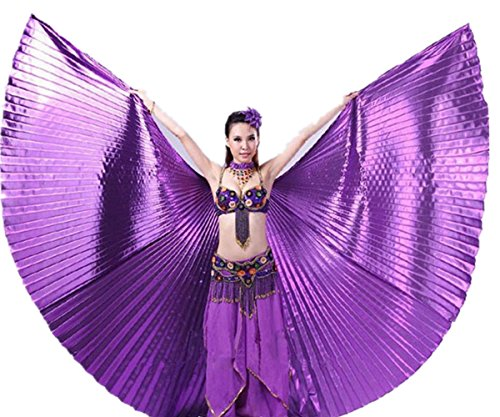 Frauen Weiche Gewebe Schmetterlings Flügel Schal Feenhafte Nymphe Pixie Halloween Cosplay Ostern Karnevalskostüm Accessoire Weihnachten Kostüm Zusatz (142CM/55.9