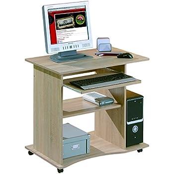 Inter Link 19300030 Schreibtisch Büromöbel Bürotisch Computertisch ...