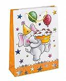 Idena Lacktasche Elefant Geburtstag