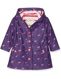Hatley Girl's Button up Splash Jacket Raincoat