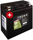 GEL Batterie YB9-B Piaggio Sfera 125 1995-1998 von TECNO
