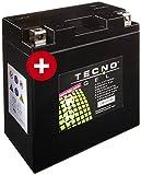 GEL Batterie YB9-B Aprilia SR 50 R LC Ditech Factory Replica SBK 2014 von TECNO