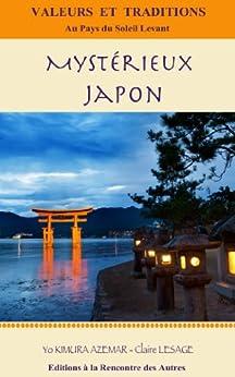 Mystérieux JAPON par [Kimura-Azemar, Yo, Claire Le Sage]