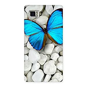 Enticing Awesome ButterFly Multicolor Back Case Cover for Vibe Z2 Pro K920