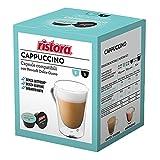 Kompatible Kapseln für Nescafé Dolce Gusto, Cappuccino entcoffeiniert, laktosefrei, ohne Gluten 10