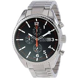ESQ Movado Men's 07301427 esq CATALYST tm Black Dial Chronograph Watch