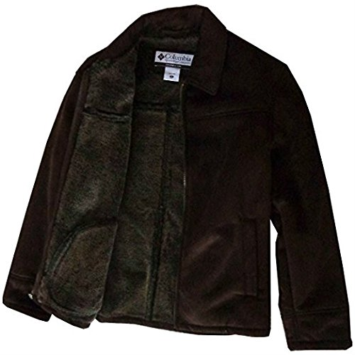 Columbia Mens Elegant Looks Polyester Jackets ESP