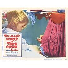 The Magic World of Topo Gigio Poster (11 x 14 Inches - 28cm x 36cm) (1965) Style C