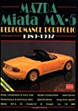 Mazda Miata MX-5 Performance Portfolio: 1989-1996 (Brooklands Books Road Test Series) (Performance portfolios)