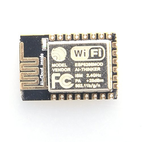 AI-Transceiver-ESP8266-ESP-12E-Serial-WiFi-Wireless-Transceiver-SMD-Module