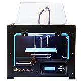 XINDI QIDI Technology Dual Extruder Desktop 3D Printer, New Generation QIDI Tech I,Fully Metal Frame Structure - Acrylic Cover,W/2 Free Filaments