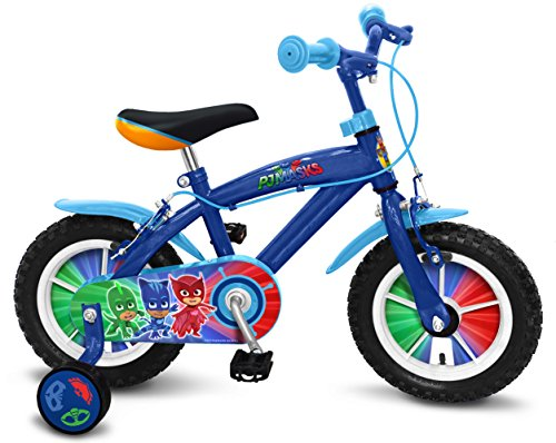 Stamp–Fahrrad 14Zoll–PJ Masks–pyjamasques, pj280020nba