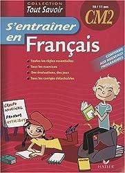 S'entraîner en Français CM2