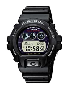 Casio G-Shock Herren-Armbanduhr Funk-Solar-Kollektion Digital Quarz GW-6900-1ER
