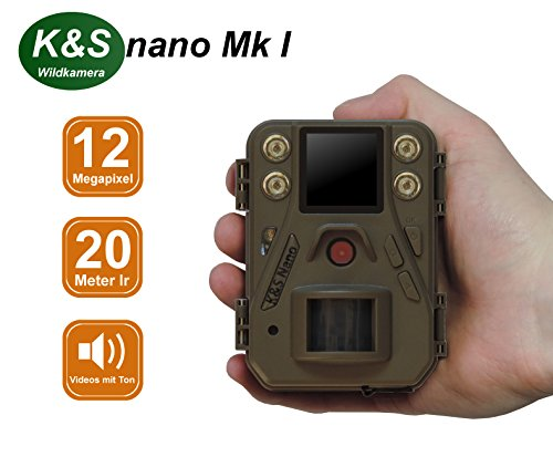 *Wildkamera K&S nano Mk I*