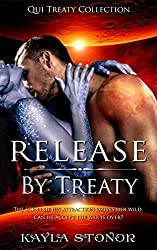 Release By Treaty (Alien Shapeshifter Romance) (Qui Treaty Collection Book 1)