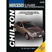 [(Chiltons Mercedes-Benz C-Class 2001-07 Repair Manual)]