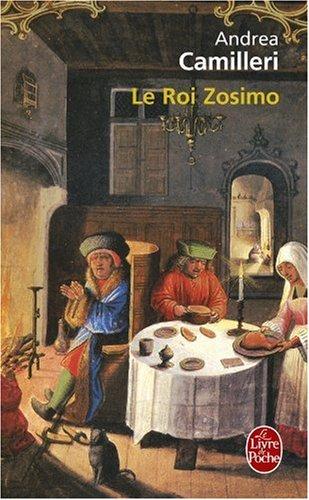 Le Roi Zosimo par A Camilleri