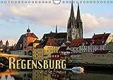 Regensburg erleben (Wandkalender 2019 DIN A4 quer) -