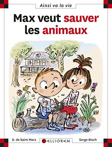 Max veut sauver les animaux - tome 96 (96)