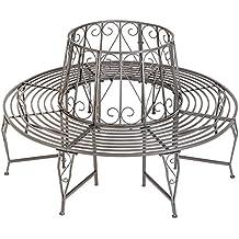 suchergebnis auf f r baumbank metall. Black Bedroom Furniture Sets. Home Design Ideas