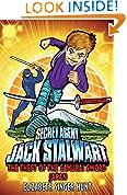 #7: Jack Stalwart: The Theft of the Samurai Sword: Japan: Book 11