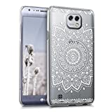 kwmobile Crystal Case for LG X Cam - Hard Durable