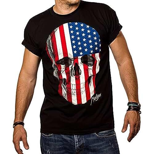 dia del orgullo friki Camiseta con la bander americana