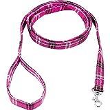 Doxtasy Soft geschirr Scottish Pink (passende Hundeleine)