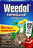 Pathclear Weedkiller Garden Drives Patios Weedkiller PC 12 Sachet Fast Acting