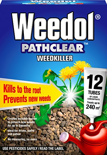 Pathclear Weed tueur 12 Tubes