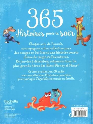 DISNEY - 365 Histoires pour le Soir - Le...