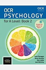 OCR Psychology for A Level: Book 2 Paperback