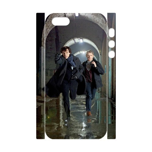 LP-LG Phone Case Of Sherlock For iPhone 5,5S [Pattern-6] Pattern-2