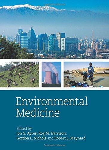 Environmental Medicine by Jon G. Ayres (2010-07-30)