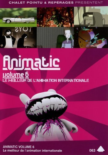 Preisvergleich Produktbild Animatic - Volume 6 ( Naiade / Retouches / Aubade / Chainsaw / For Sock's Sake / Forecast / Blind Spot / Raging Blues / Une histoire vertebrale / Un jour [ NON-USA FORMAT,  PAL,  Reg.0 Import - France ] by Lorenzo Nanni