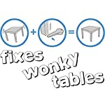 PINK WonKey – The Keyring Which Fixes Wonky Tables by Thabto
