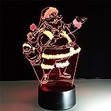 Best Tablas mejoras Patio - DREAM LAMP 3D llevó la lámpara de la Review
