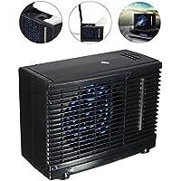 StageOnline Universal DC12V aire acondicionado evaporativo aire acondicionado del coche 35W negro portátil mini acondicionador de