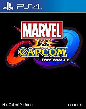 Marvel vs. Capcom: Infinite (PS4)