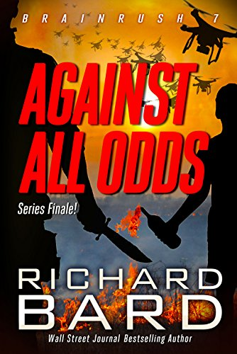 Book cover image for Against All Odds (Brainrush Series Book 7)