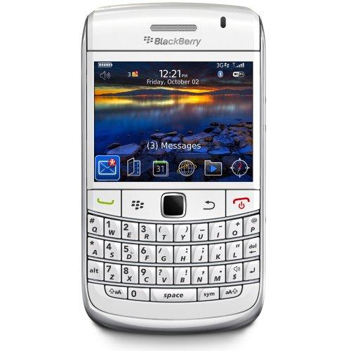 BlackBerry Bold 9700 Smartphone (6,1 cm (2,4 Zoll) Display, Bluetooth, 3 Megapixel Kamera) weiß 009 Blackberry