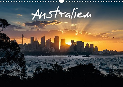 Australien (Wandkalender 2019 DIN A3 quer): Ansichten aus Australien (Monatskalender, 14 Seiten ) (CALVENDO Orte)
