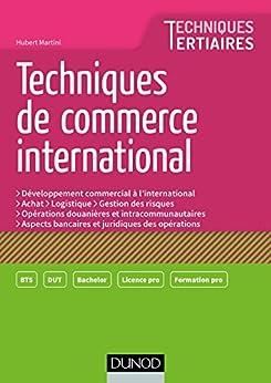 Techniques de Commerce international (Techniques Tertiaires)