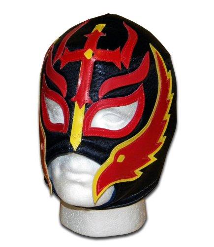 Luchadora Mephistopheles Feuer Maske Lucha Libre Mexikanische (Nacho Libre Masken)